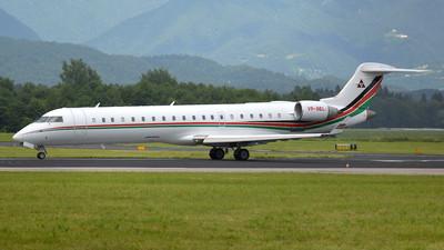 VP-BCL - Bombardier CRJ-702 - Private