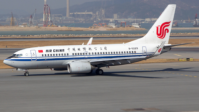 B-5229 - Boeing 737-79L - Air China
