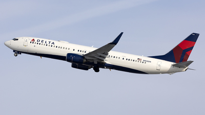 A picture of N905DN - Boeing 737932(ER) - Delta Air Lines - © Jeremy D. Dando