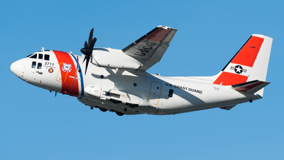2711 - Alenia C-27J Spartan - United States - US Coast Guard (USCG)