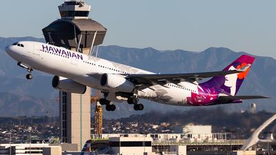 N381HA - Airbus A330-243 - Hawaiian Airlines