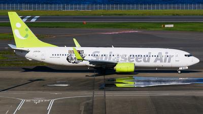JA810X - Boeing 737-86N - Solaseed Air