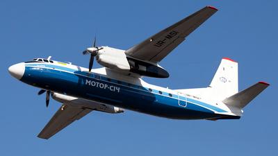 UR-MSI - Antonov An-24RV - Motor Sich Airline