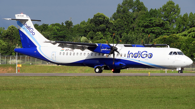 A picture of VTIYL - ATR 72600 - IndiGo - © Mohamed Rizwan