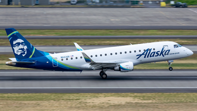 N622QX - Embraer 170-200LR - Alaska Airlines (Horizon Air)