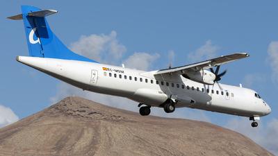 EC-MSM - ATR 72-212A(500) - Canaryfly