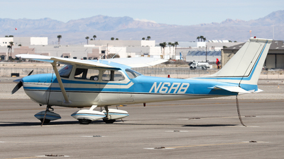 N6AB - Cessna 172K Skyhawk - Private