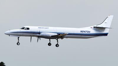N247DH - Fairchild SA227-AT Expediter - Ameriflight