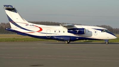 OY-JJG - Dornier Do-328-310 Jet - Sun-Air of Scandinavia