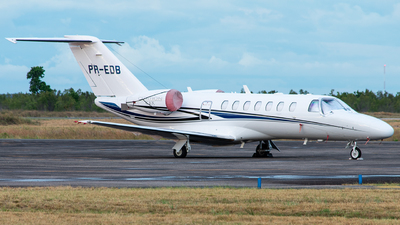PR-EDB - Cessna 525 Citation CJ3 - Private