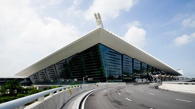 ZSAM - Airport - Terminal