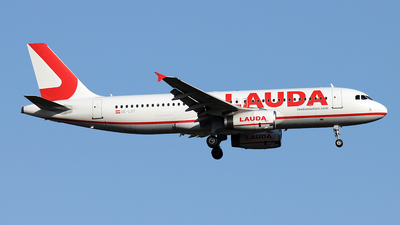 OE-LOT - Airbus A320-232 - LaudaMotion