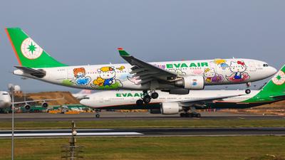 B-16309 - Airbus A330-203 - Eva Air