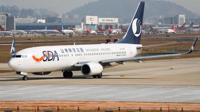 B-7975 - Boeing 737-85N - Shandong Airlines