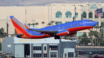 N797MX - Boeing 737-7H4 - Southwest Airlines