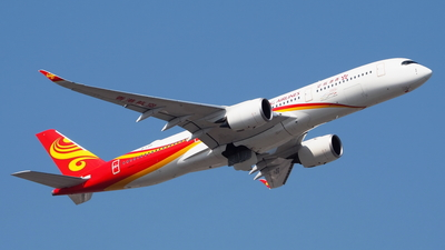 A picture of BLGH - Airbus A350941 - Hong Kong Airlines - © toeychincha