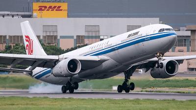 B-6513 - Airbus A330-343 - Air China
