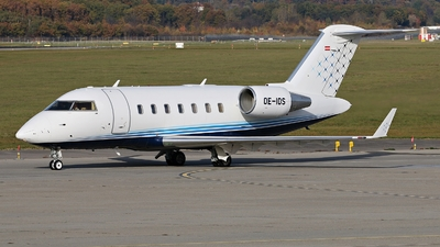 OE-IOS - Bombardier CL-600-2B16 Challenger 605 - Private