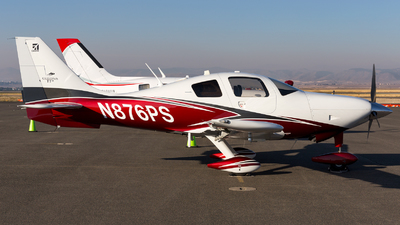 N876PS - Cessna T240 Corvalis TTX - Private