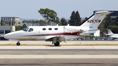 N257CM - Cessna 510 Citation Mustang - Private