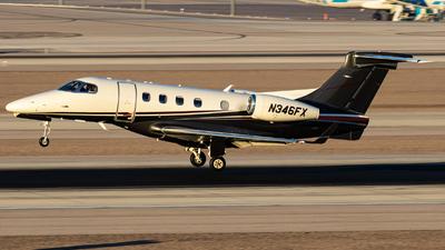 N346FX - Embraer 505 Phenom 300 - Flexjet