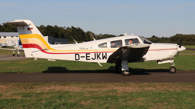 D-EJKW - Piper PA-28RT-201 Arrow IV - Private