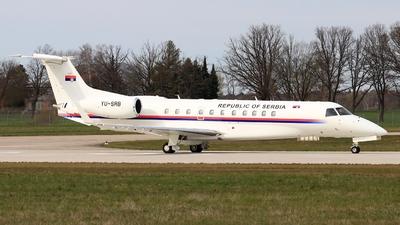 YU-SRB - Embraer ERJ-135BJ Legacy 600 - Serbia - Government