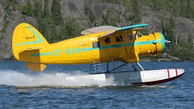 CF-SAN - Noorduyn Norseman Mk.V - Buffalo Airways