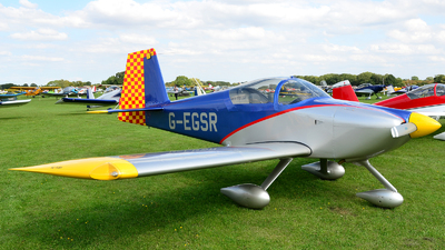 G-EGSR - Vans RV-7A - Private
