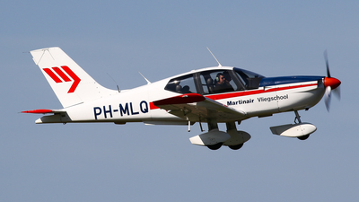 PH-MLQ - Socata TB-10 Tobago GT - Martinair Vliegschool