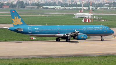 VN-A357 - Airbus A321-231 - Vietnam Airlines