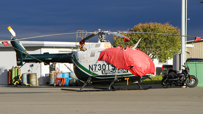 N730TS - MBB Bo105CBS-4 - Erickson Aviation