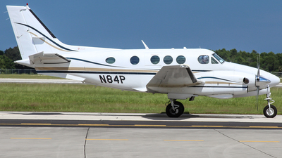 A picture of N84P - Beech C90 King Air - [LJ1045] - © Gary Guy
