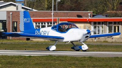 PH-DRV - Vans RV-12 - Private