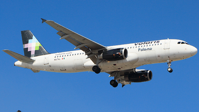 N517VL - Airbus A320-233 - Volaris