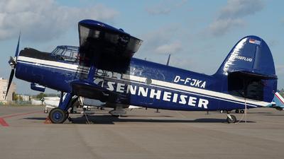 D-FJKA - Antonov An-2 - Hanseflug