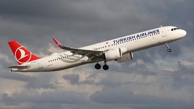 TC-LSL - Airbus A321-271NX - Turkish Airlines