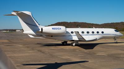 N601CH - Gulfstream G600 - Private