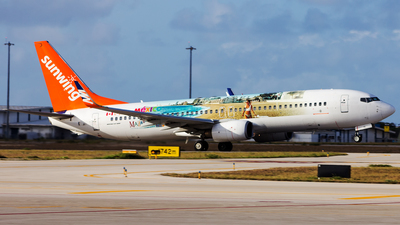 A picture of CGTVG - Boeing 7378Q8 - [30719] - © Hensley Garcia