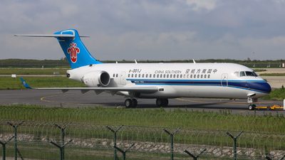 B-001J - COMAC ARJ21-700 - China Southern Airlines