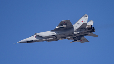 RF-92337 - Mikoyan-Gurevich MiG-31BM Foxhound - Russia - Air Force