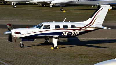 A picture of OKVIP - Piper PA46500TP Malibu Meridian - [4697273] - © LukasAndreas