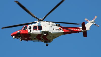 A picture of GSARD - AgustaWestland AW139 - CHC Helikopter Service - © n94504
