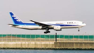 JA8197 - Boeing 777-281 - All Nippon Airways (ANA)