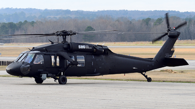 N244AA - Sikorsky UH-60A Blackhawk - Sierra Nevada Corporation