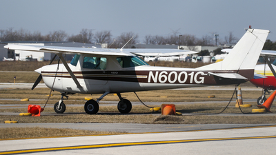 N6001G - Cessna 150K - Private