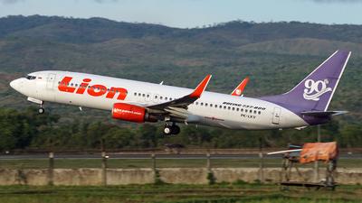 PK-LKV - Boeing 737-8GP - Lion Air