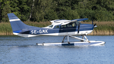 SE-GMK - Cessna U206F Stationair - Private