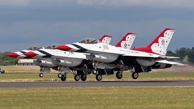 92-3888 - Lockheed Martin F-16CJ Fighting Falcon - United States - US Air Force (USAF)