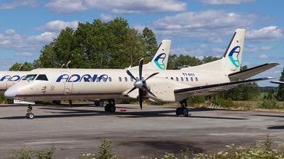 T7-011 - Saab 2000 - Adria Airways
